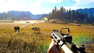 FAR CRY 5 - 10 Minutes of New Gameplay Walkthrough (Gamescom 2017)