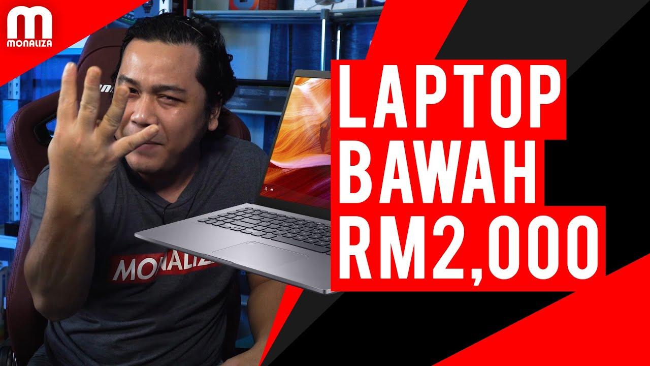 Download Beberapa Laptop Bawah RM2,000 Yang Berbaloi