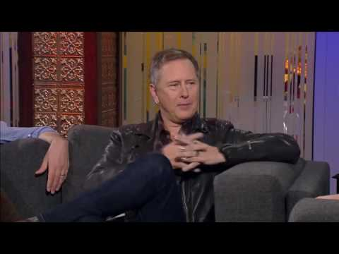 Rainn Wilson & Jerry Cantrell Join The RES in Studio 12/16/14
