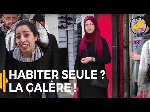Habiter seule en Algérie, la galère ! - Amina à Alger - Les Haut-Parleurs