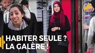 Habiter seule en Algérie, la galère ! - Amina à Alger