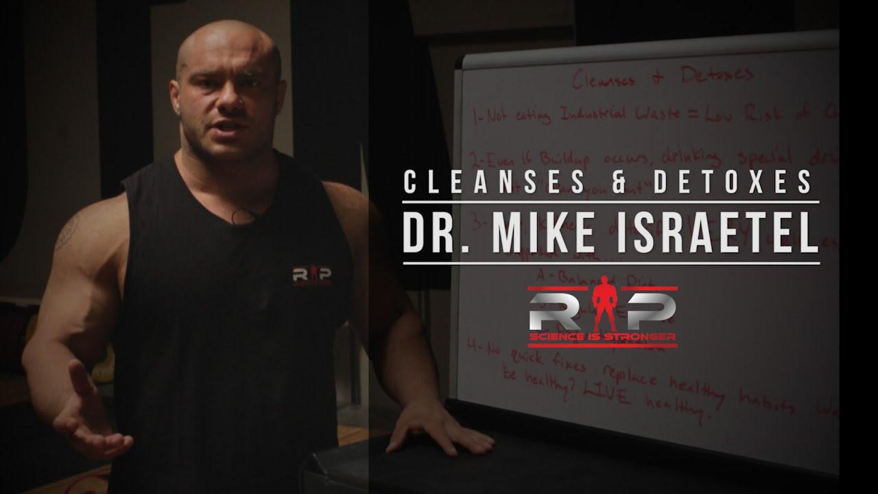 dr mike israetel