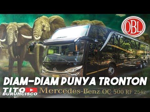 OBL PUNYA TRONTON? | Mercedes-benz OC500RF 2542