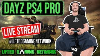 DayZ Ps4 Live Gameplay | Base Building | Repairing Cars | And PvP