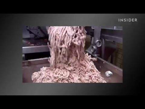 How hot dogs are made