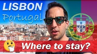 Gambar cover Where to Stay in Lisbon, Portugal