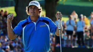 Jason Dufner wins the 2013 PGA Championship at Oak Hill