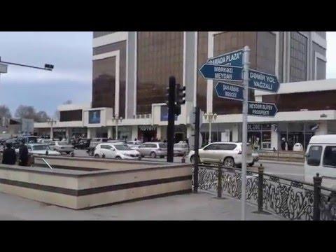 Gəncə şəhəri - 15 mart 2016 - ci il / Azərbaycan Respublikasi ...