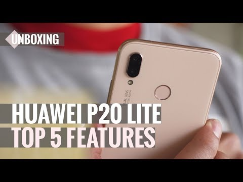 Huawei P20 Lite Unboxing: Top 5 Features