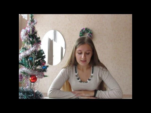 Изображение предпросмотра прочтения – ДарьяБондарь читает произведение «Памяти Юлии Вревской» И.С.Тургенева