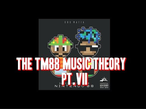 TM88 Music Theory pt.7: retro video game Trap