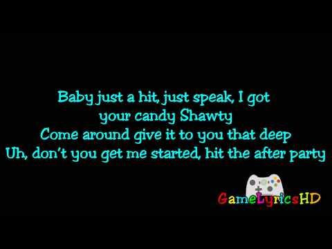 Flo Rida feat. Jennifer Lopez - Sweet Spot [Official Lyrics Video   HQ/HD]
