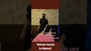 body Golki care in Yakson hous…