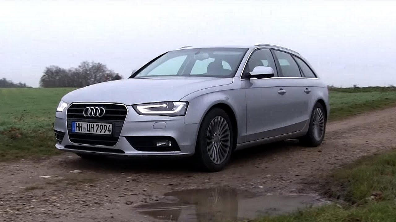 2015 audi a4 2 0 tdi avant 150 hp test drive youtube. Black Bedroom Furniture Sets. Home Design Ideas