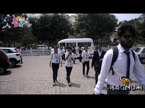 MAGNUM 2K17- making video (Department of Commerce, Mangalore University)
