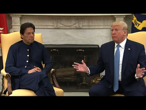 VIDEO: Trump says US could 'wipe Afghanistan off face of the earth' if desired