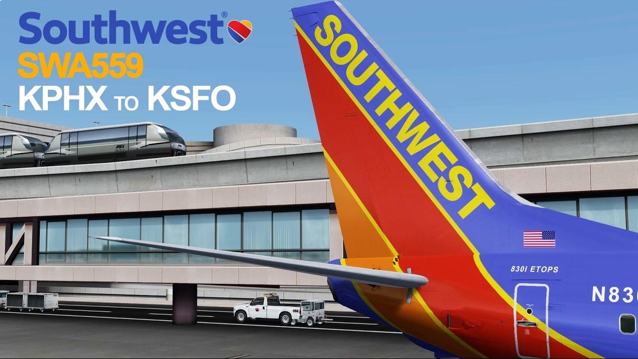 Prepar3D | Mechanical Problems KPHX to KSFO | PMDG 737-800 NGX by The  Flight Sim Deck