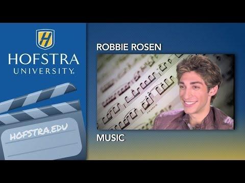 Music Major Robbie Rosen