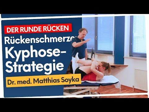 Akute Rückenschmerzen 3: Die Kyphosestrategie | Dr. Med. Matthias Soyka