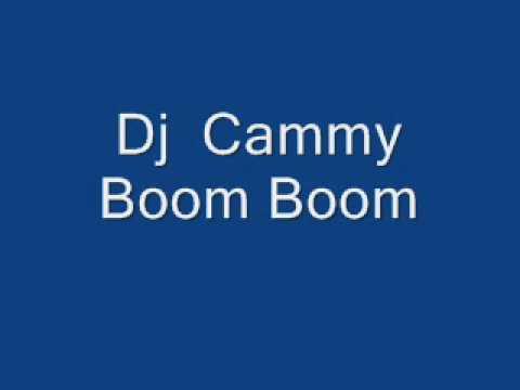 Dj cammy - Boom boom.wmv