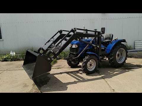 Купить Фронтальный погрузчик на трактор ДТЗ-5244 Agrotractor.com.ua