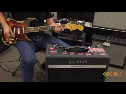 Fender Bassbreaker 15 | Product Demo