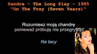 Sandra - The Long Play - 1985 - 02.On The Tray (Seven Years) (pl)