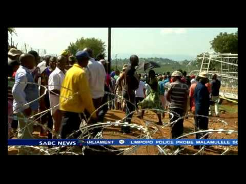 Malamulele school set on fire