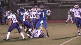 2010 Viking Football:  11.5.10 @ Curtis Vikings (#2)