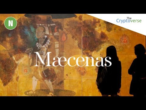 Chris Coney Interviews Marcelo Garcia Casil CEO Of Maecenas Putting Fine Art On Ethereum Blockchain