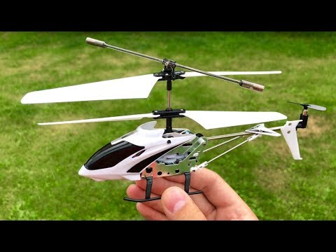 Mini RC Helicopter - Amazing Toy For Kids