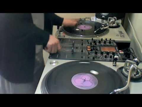 DJ KEITA - DMC JAPAN FINAL 2009 SET(practice at home)