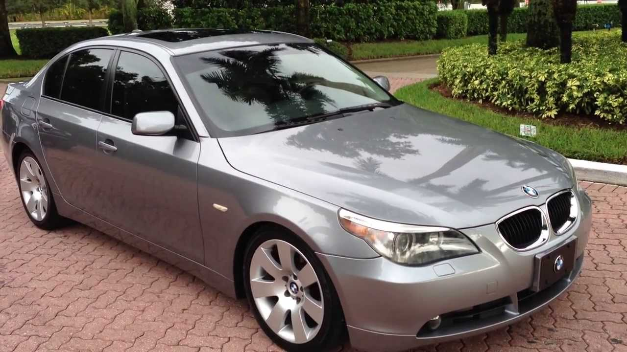 2004 BMW 530i  View our current inventory at FortMyersWAcom