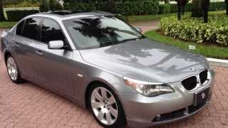 2004 BMW 530i - View our current inventory at FortMyersWA.com