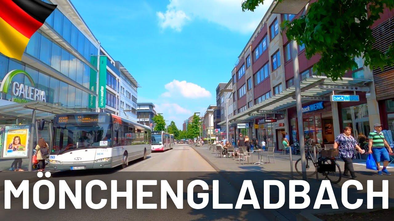 MÖNCHENGLADBACH Driving Tour 2021 ?? Germany || 4K Video Tour of Mönchengladbach