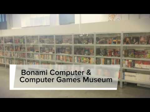 Bonami Computers & Computer games museum in The Netherlands