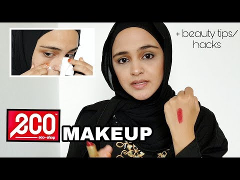 FULL FACE OF RM2 ECOSHOP MAKEUP