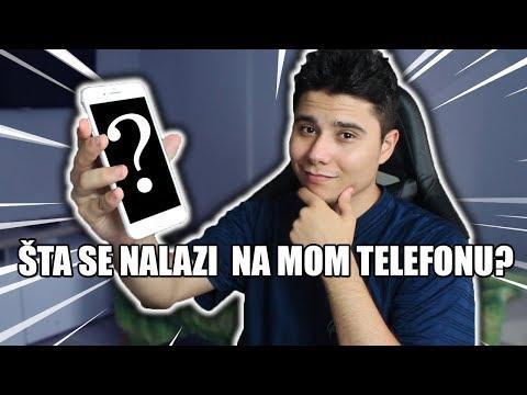 STA SE NALAZI NA MOM TELEFONU? (iPhone 8 Plus)