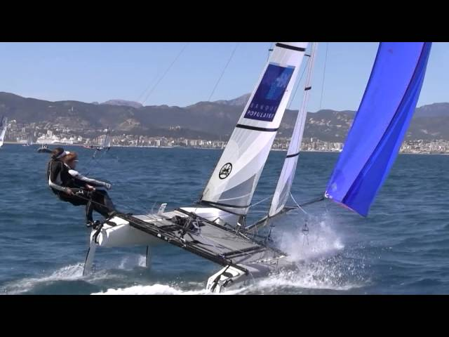 Trofeo Princesa Sofia MAPFRE 2013 - Wednesday Travel Video