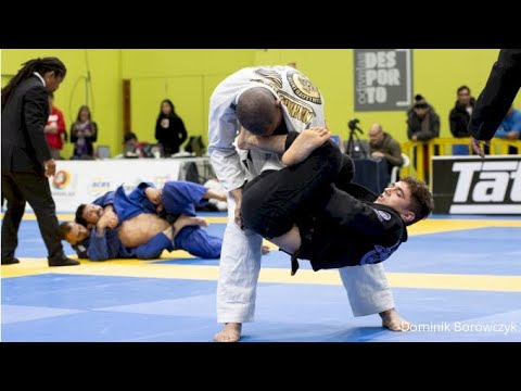 Mahamed Aly Vs Mikey Musumeci - 2020 European Jiu-Jitsu IBJJF Championship