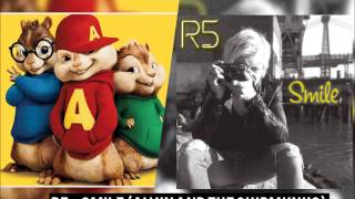 r5 smile alvin and the chipmunks