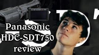 panasonic hdc sdt750 review