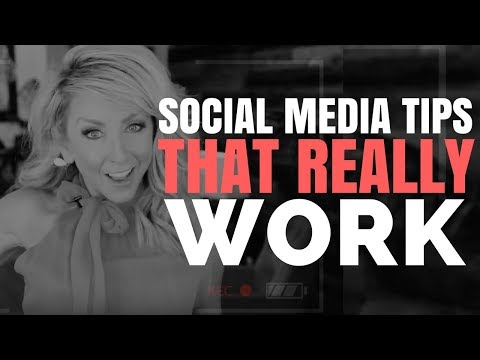 Top 10 Social Media Tips That ACTUALLY Work 2017