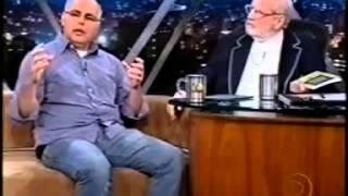 JÔ Soares fala sobre o (DOM DE LINGUÁS ESTRANHAS)