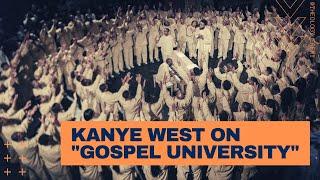 Kanye West on hİs vision for 'Gospel University' (A School for Gospel Choir Singers) [Joe Rogan]