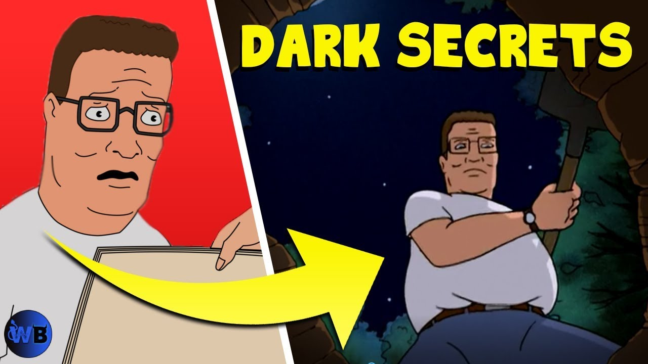 Dark Theories about King of the Hill That Change Everything image