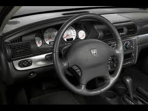 Como Desmontar Tablero Dodge Stratus Jmk Youtube