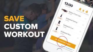ACTIVEx App Custom Tabata