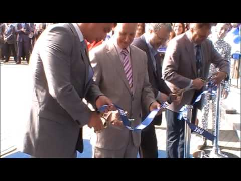 IBA Group Campus Opening