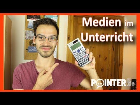 Patrick vloggt - Mediennutzung im Schulunterricht